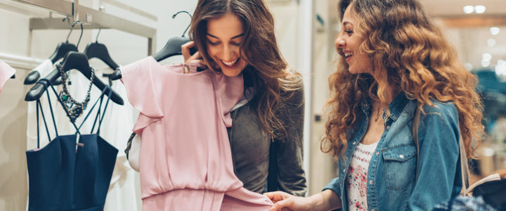 Build Friendships While Shopping in Garland at Oakridge Plaza