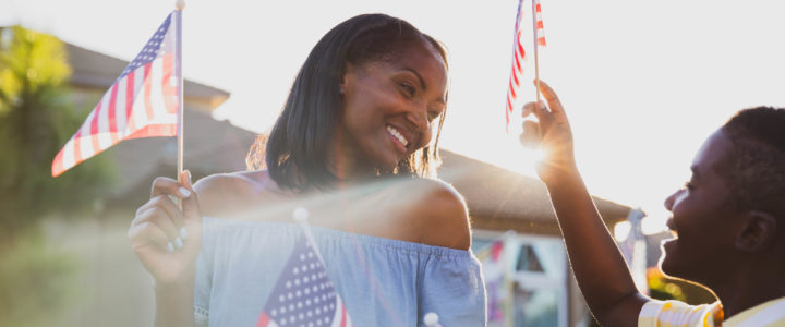 Prepare for Fourth of July 2021 in Garland by Shopping All Things Summer at Oakridge Plaza