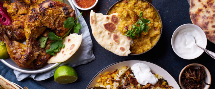 Find the Best Pakistani Food in Garland at BBQ King