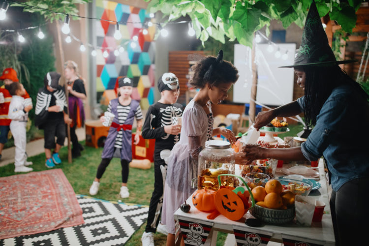 Get Ready for Halloween 2021 in Garland at Oakridge Plaza